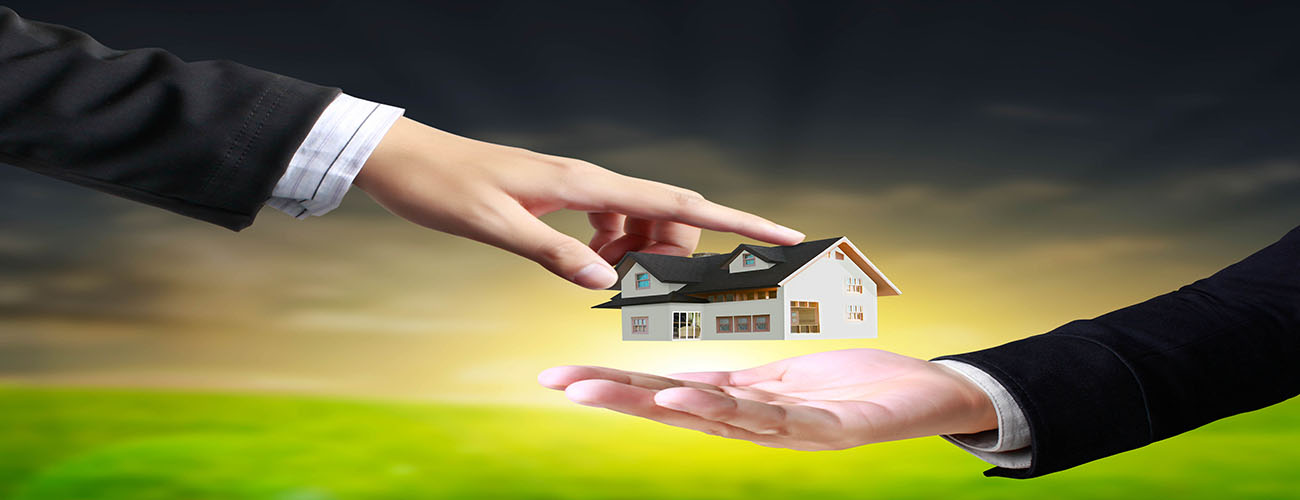 find the best buyers for their land/house/apartments